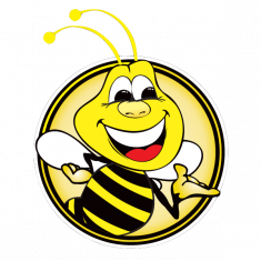 Bee Safe Bee Removal Bee logo