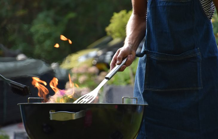 How to Get Rid of Bees in your Barbecue Grill